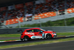 James Nash, Lukoil Craft-Bamboo Racing, SEAT León TCR