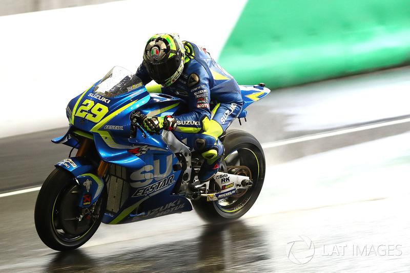 4. Andrea Iannone, Team Suzuki MotoGP