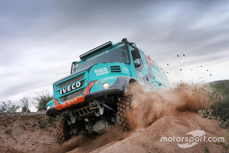 #503 Moisés Torrallardona (copiloto), Team De Rooy Iveco