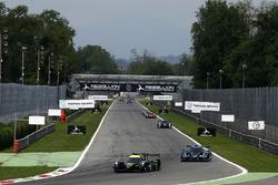 #19 M.Racing - YMR, Norma M 30 - Nissan: Yann Ehrlacher, Ricky Capo, Erwin Creed