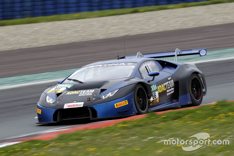 #55 Attempto Racing Team, Lamborghini Huracán GT3 (Symbol-Bild)