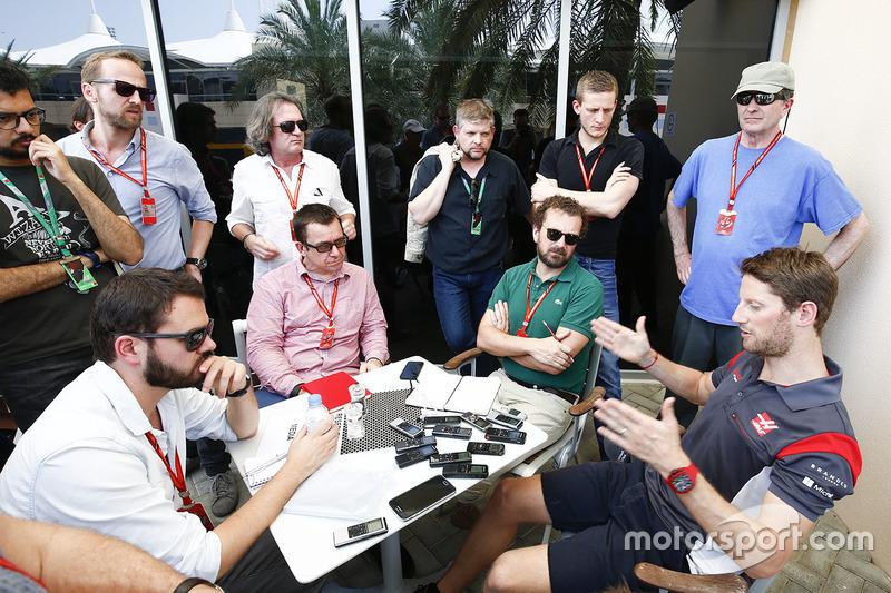"""Ромен Грожан, Haas F1 Team: """"Ось такий!"""""""