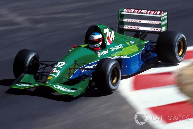 1991 год. Начало карьеры в Ф1