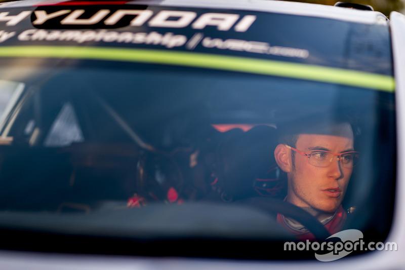 Тьєррі Ньовілль, Hyundai Motorsport
