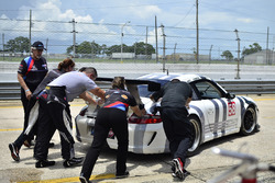 #58 MP1B Porsche GT3 Cup, Dale Ott and Jared Wilson, TLM Racing