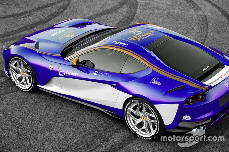 Ferrari 812 / Sauber