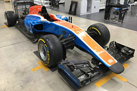 Manor Racing: Showcar