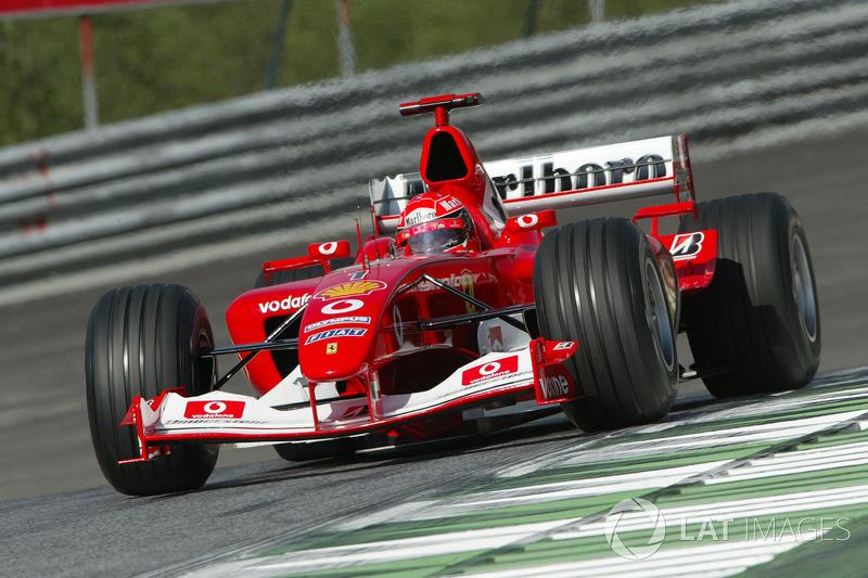 2003 Avusturya GP