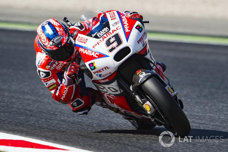 Ausfall: Danilo Petrucci, Pramac Racing