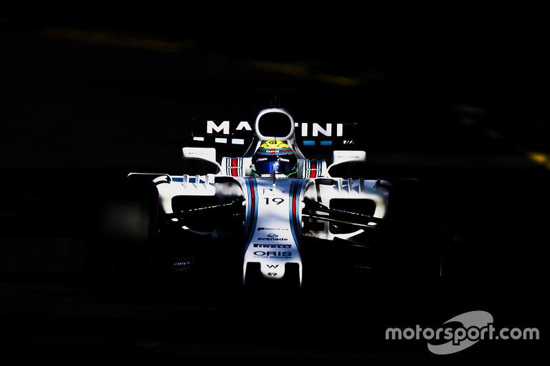 11. Felipe Massa, Williams