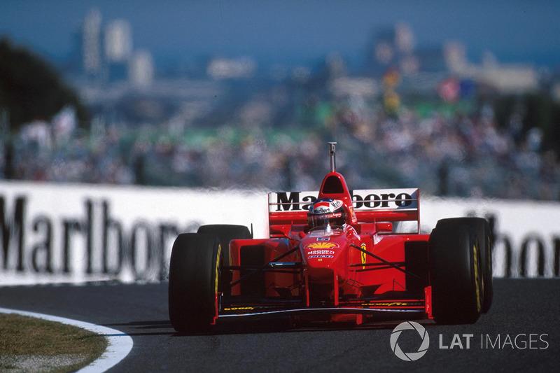 1997: Michael Schumacher (Ferrari F310)