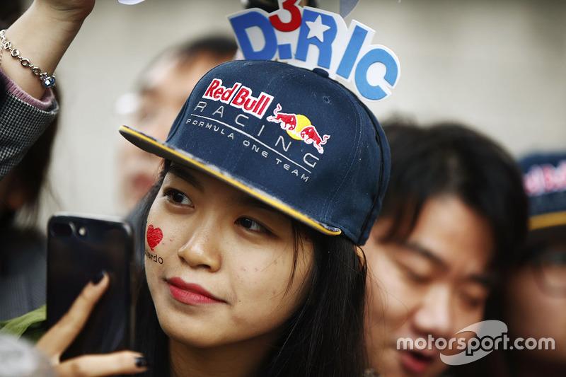 Fan von Daniel Ricciardo