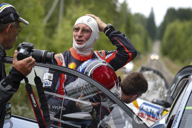 Джон Кеннард, Hyundai Motorsport