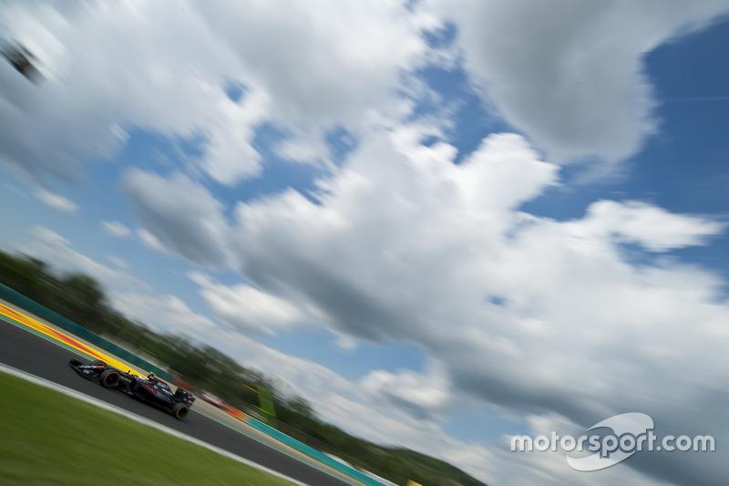 Jenson Button, McLaren-Honda MP4-31