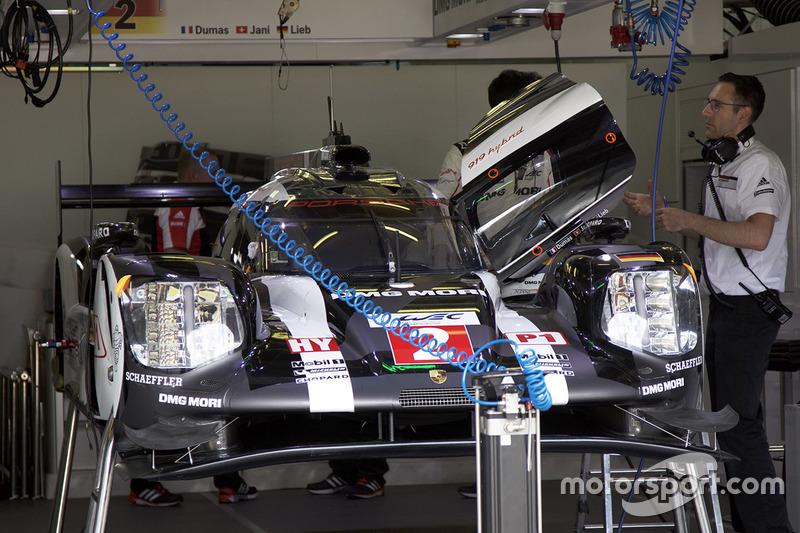 #2 Porsche Team, Porsche 919 Hybrid