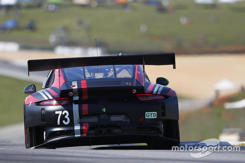 #73 Park Place Motorsports, Porsche GT3 R: Patrick Lindsey, Jörg Bergmeister, Matthew McMurry