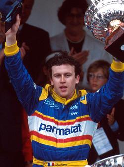 Podium: 1. Olivier Panis, Ligier