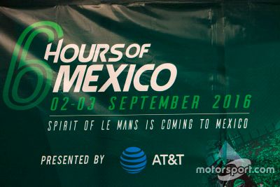 Announcement 6 Hours of México