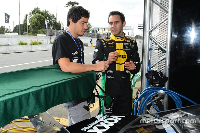 Marcos Gomes e Antonio Pizzonia