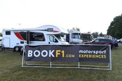 F1 Racing Fan Village