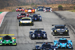 #11 Eurointernational, Ligier JS P3 - Nissan: Giorgio Mondini, Andrea Dromedari