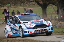 Kevin Abbring, Peter Tjsoen, Ford Fiesta R5, J Motorsport