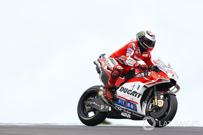 15. Jorge Lorenzo, Ducati Team
