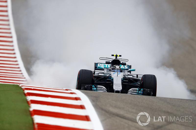 4. Valtteri Bottas, Mercedes AMG F1 W08