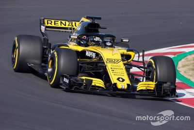 Renault RS18 lancering
