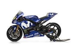 Moto de Valentino Rossi, Yamaha Factory Racing