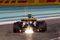 Nico Hulkenberg, Renault Sport F1 Team RS17, scintille