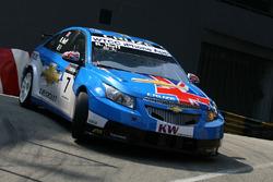 Rob Huff, Chevrolet Cruze