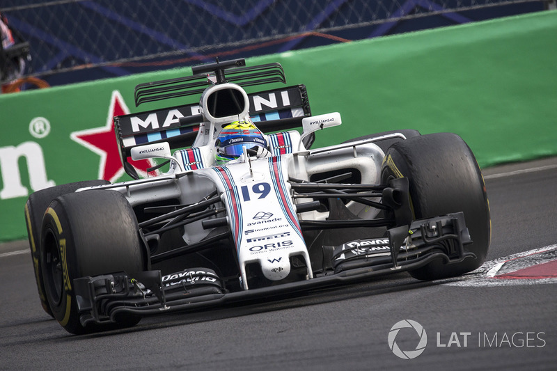 2017: Williams FW40 - 36 pontos, 11º colocado no Mundial de Pilotos