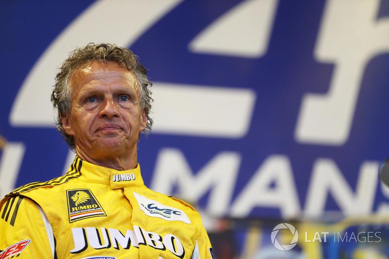 Jan Lammers, Racing Team Nederland