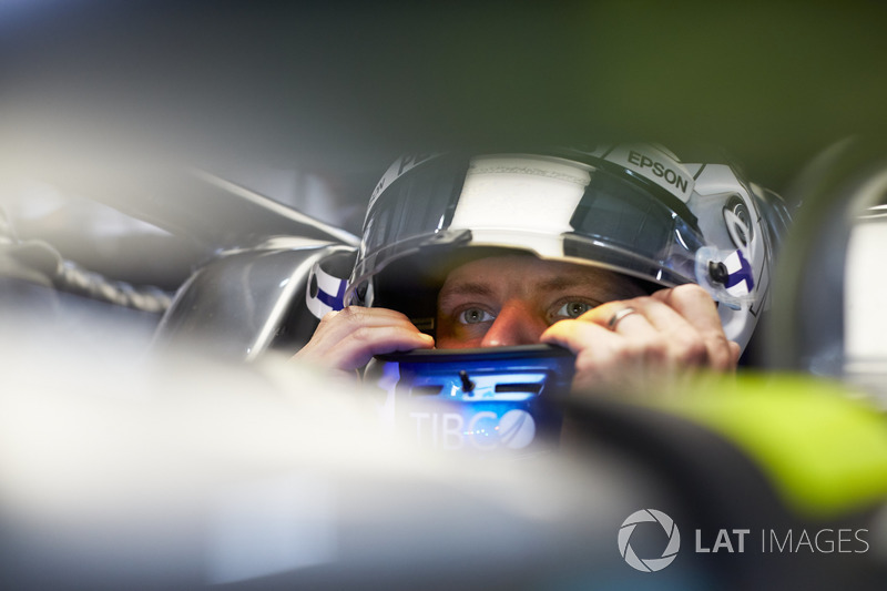 Валттері Боттас, Mercedes-AMG F1