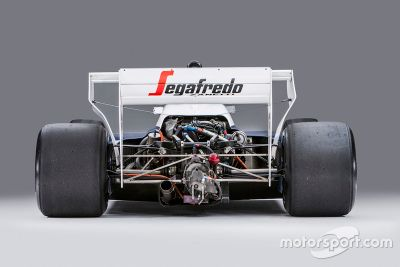 Ayrton Senna Toleman auction