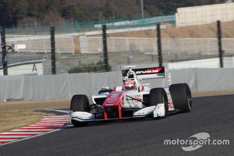 Nobuharu Matsushita, Dandelion Racing