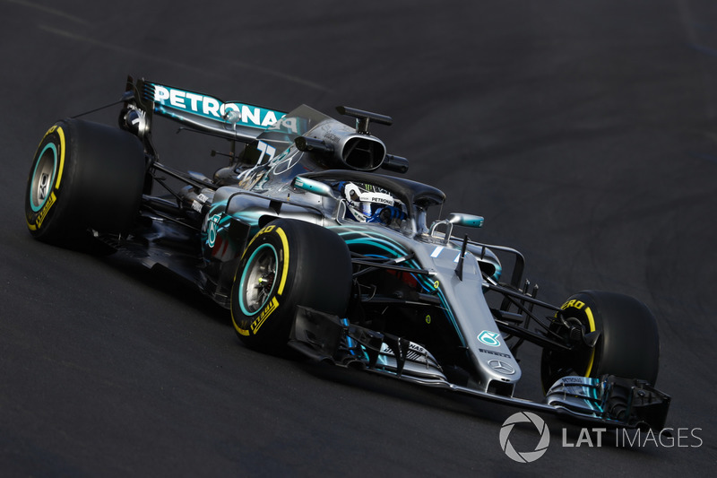 Mercedes (306 кругов)