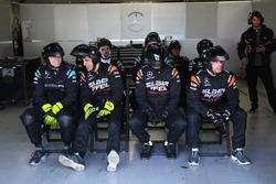 Team members Mercedes-AMG Team HWA