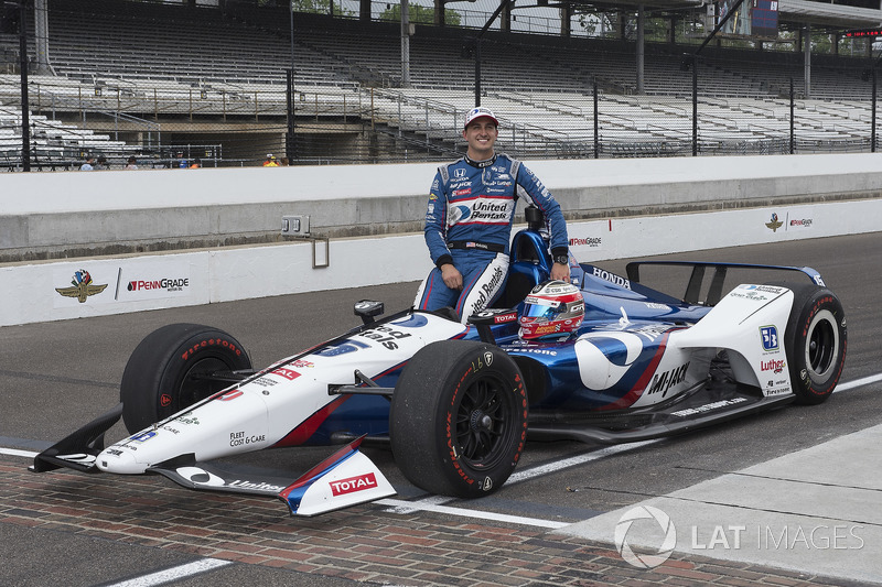 30. Graham Rahal, Rahal Letterman Lanigan Racing, Honda