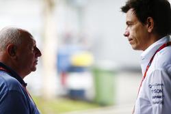Toto Wolff, Direktörü, Mercedes AMG F1