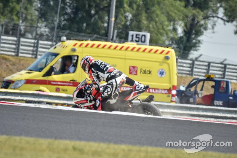 DNF: #50 – Team April Moto Motors Events – Gregory Leblanc, Matthieu Lagrive, Gregory Fastre