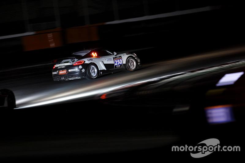 #250 Rotek Racing Porsche Cayman GT4 Clubsport: James Maguire, Roy Block, John Schauerman, Nico Rondet, Ian James