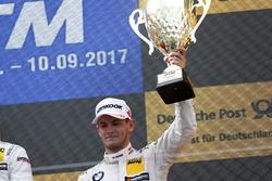 Podium: troisième place Marco Wittmann, BMW Team RMG, BMW M4 DTM