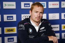 Pressekonferenz: Maxime Martin, BMW Team RBM, BMW M4 DTM