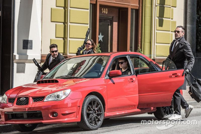 "Subaru WRX з фільму ""Baby Driver"""