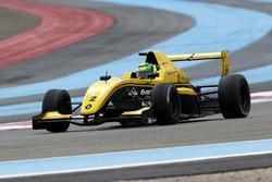 Luis Leeds, Josef Kaufmann Racing
