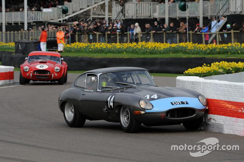 Graham Hill Trophy, Huff, Meins, Jaguar