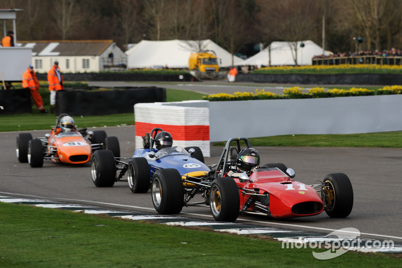Derek Bell Cup, James Claridge, Tecno