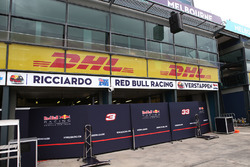 Garaje de Red Bull